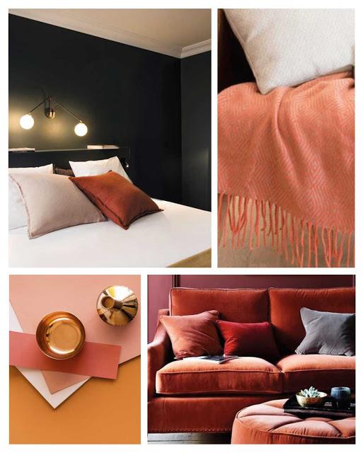 Pour le concours Maison du monde : my new bedroom is BLACK !